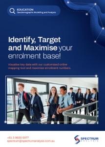 Spectrum Analysis Schools Brochure