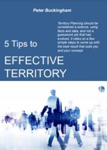 eBook Spectrum Analysis Australia The Five Tips to Effective Territory Planning by Peter Buckingham