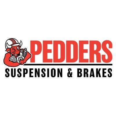 Pedders Suspension and Brakes logo