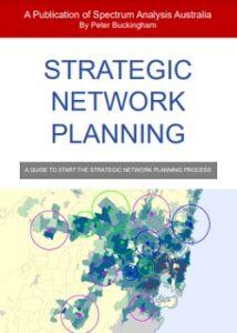 eBook Strategic Network Planning by Peter Buckingham Spectrum Analysis